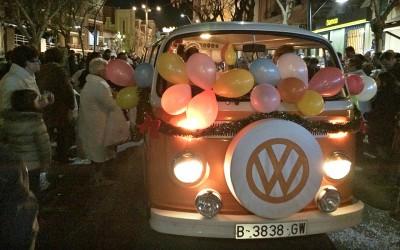 Cabalgata de Reyes 2015 Buñol