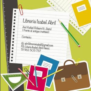 Libreria Isabel Abril