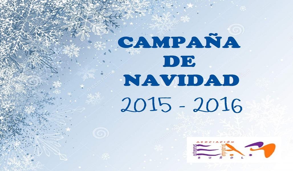 Campaña de Navidad 2015-2016