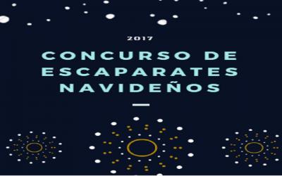 Concurso de Escaparates Navideños 2017