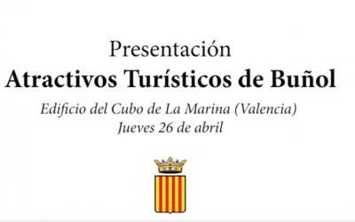 Presentación Atractivos Turisticos de Buñol