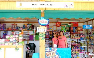 Kiosco Erika