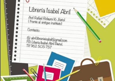 Librería Isabel Abril