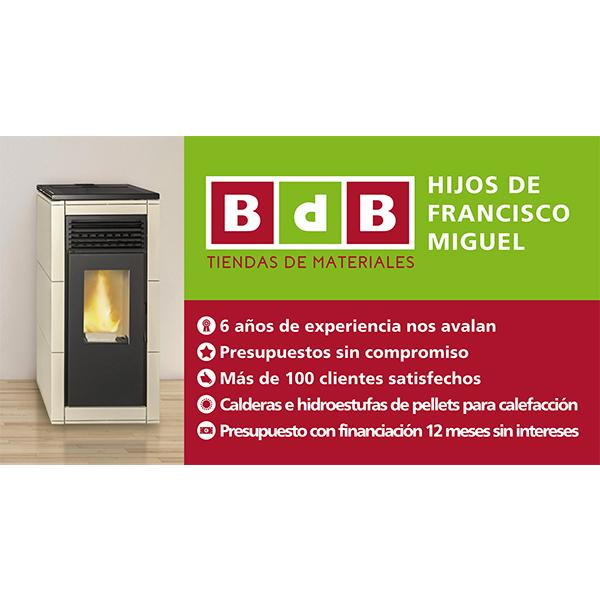 BDB Tiendas de Materiales Hijos de Francisco Miguel