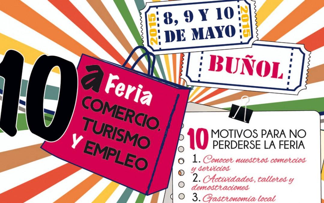 10ª Feria de Comercio, Turismo y Empleo