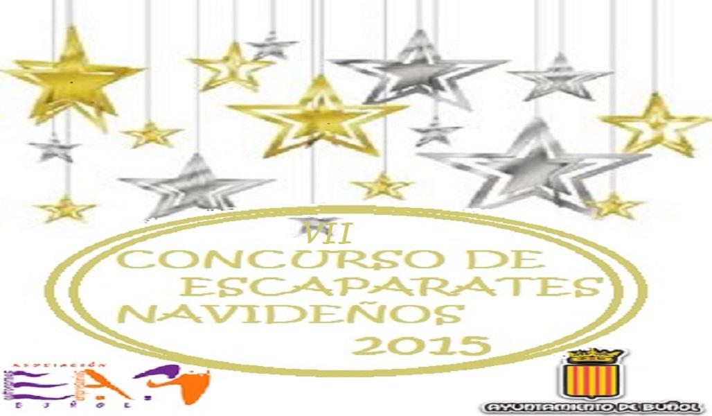 VII Concurso de Escaparates Navideños 2015