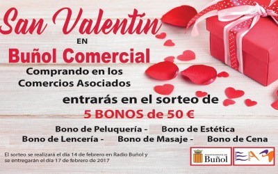 Campaña San Valentin 2017