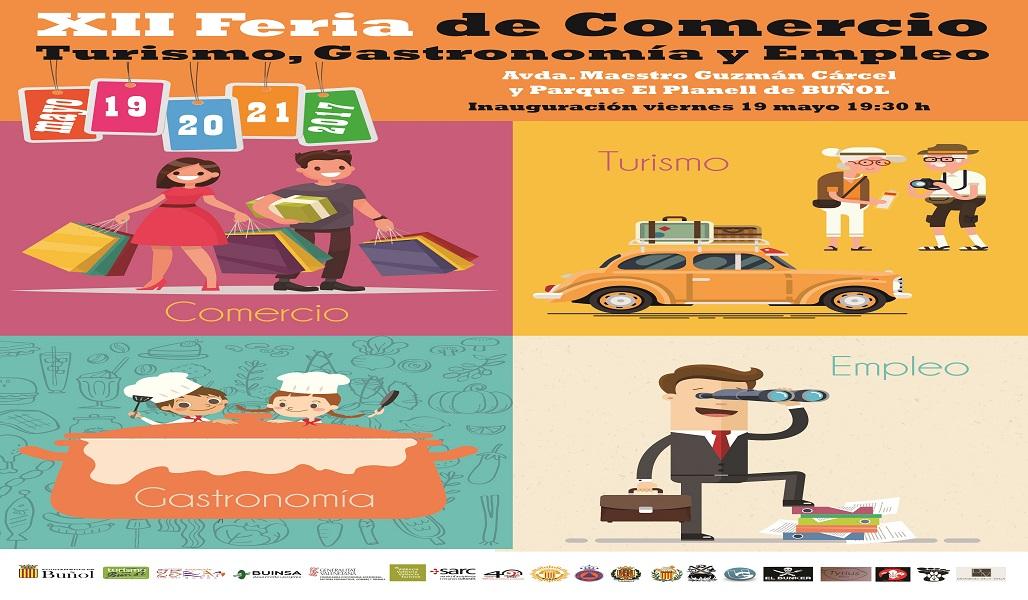 XII Feria del Comercio, Turismo, Gastronomía y Empleo