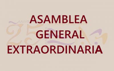 Asamble General Extraordinaria
