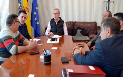 Reunión con Josep Gisbert en la Agencia Valenciana de Turismo