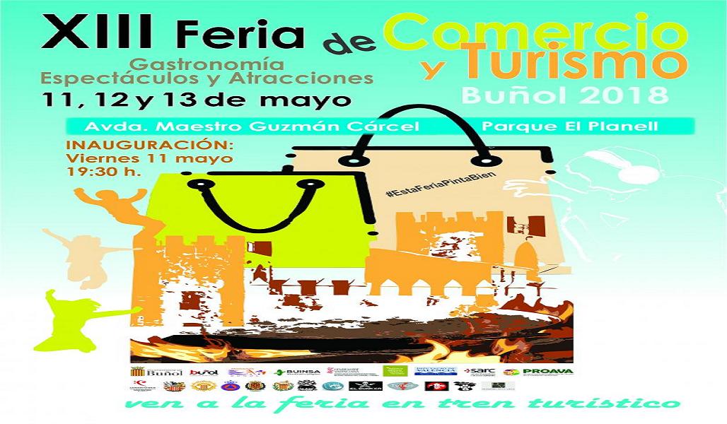 Programación XIII Feria de comercio y turismo 2018