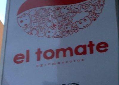 EL TOMATE AGROMASCOTAS