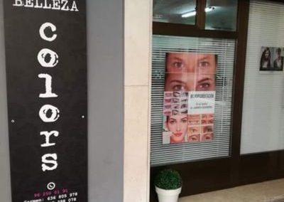 CENTRO DE BELLEZA COLORS